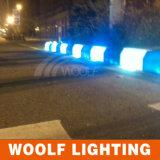 Road Side Paving를 위한 LED Plastic Light 연석