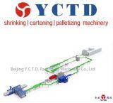 cadena de producción del agua de botella YCTD
