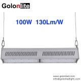 倉庫の工場駐車場100W LED高い湾ライトのための400W HPS MhlランプLEDの置換