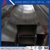 Tubi rettangolari saldati dell'acciaio inossidabile del SUS 201