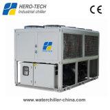 -10C 170kwparafuso arrefecidos a ar de baixa temperatura do chiller do glicol e água para a Indústria Farmacêutica