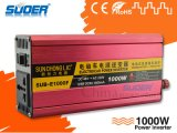 Suoer Energía Eléctrica coche Inversor 1000W Power Inverter DC 48V Inversor (SUB-E1000F)