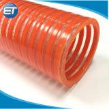 Haut Pressurepvc flexible d'aspiration avec couleur Blanc Rouge Jaune Bleu