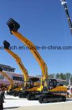Sinomach 건축기계 기술설계 장비 21ton 0.91m³ 크롤러 굴착기