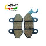Ww-5111 Non-Asbestos, HJ-125 Cbz-125/Trt/ZB125 Moto Plaquette de frein à disque