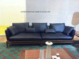 عمليّة بيع حارّ حديثة جلد أريكة /Fabric أريكة مع [هيغقوليتي]