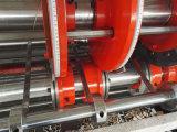 기계를 인쇄하는 기계 판지를 인쇄하는 자동 장전식 물 잉크