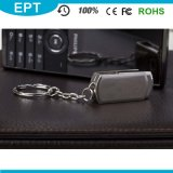 Logotipo gratuito Keychain Metal Mini Pormo USB Flash Drive
