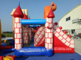 Venda a quente castelo insuflável Bouncer parque infantil para crianças e o uso comercial