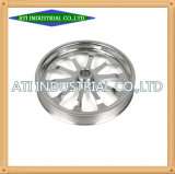 Aangepaste CNC van het Roestvrij staal/van het Messing/van het Aluminium Delen van de Machine, CNC Delen van het Malen, Titanium CNC