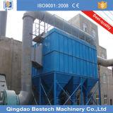 Large-Capacity 산업 전류 제트기 Baghouse 먼지 수집가