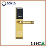 구리 완성되는 스페셜 쪼개지는 디자인 호텔 카드 안전한 자물쇠