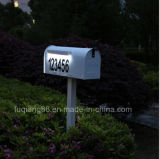 Noi cassetta postale di stile con l'indicatore luminoso di numero della Camera