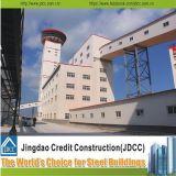 高力軽い鉄骨構造の工場建物