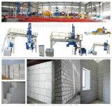 Bloque de cemento de espuma de la luz de la máquina de espuma de peso de la máquina de bloques de concreto