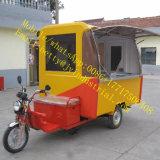 新しいデザイン販売のための商業小型通りのクレープのアイスクリームの移動式食糧トラック