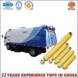 Dispositif de levage hydraulique du vérin pour camion poubelle/remorques