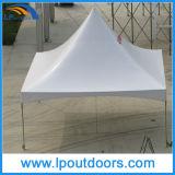 tente extérieure de tension de chapiteau de dessus de ressort de crête élevée du bâti 20X20'en acier