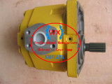Pompa della direzione dell'OEM del pezzo fuso di Hot~Komatsu. OEM KOMATSU D355A-5. D355A-3. Pompa della direzione del motore SA6d155-4 del bulldozer D455A-1: 07438-72202 pezzi di ricambio