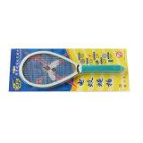 Raqueta electrónica azul del mosquito para absorber los insectos