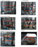 Машина запечатывания автоматической роторной чашки заполняя (KIS-900)