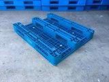 Materia plastica di nuovo disegno e tipo euro pallet di plastica dell'entrata 4-Way