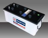 12V150ah トラックのための乾燥した満たされた車の電池