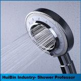 Funktions-Handdusche des Spray-5 des Zoll-3 und Showerhead-kombiniertes Dusche-System mit 5 dem aufgetragenen Fuss-Metalschlauch Anti-Verstopfen