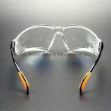 De regelbare Benen ontruimen de Bril van de Veiligheid van de Lens van PC (SG111)
