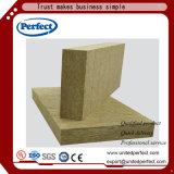 Placa de confiança de Rockwool da qualidade da isolação térmica para 60kg-120mm