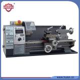 최신! ! ! 공작 기계 21mm 스핀들 구멍 중국 소형 금속 선반 (Wm210V-G)