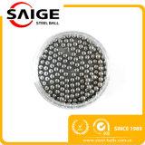 Grado 100 1.2-8.0mm esférica y sólida bola de acero Satinless