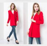 La mode hiver femmes Vêtement enduire Turn-Down Manteau de Col