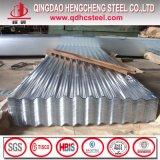 Гальванизированное волнистое железо настилающ крышу стальной лист