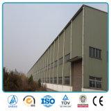 가벼운 강철 구조물 건물 조립식 가옥 창고