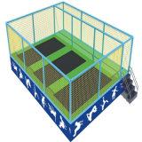 Зоны Trampoline спортивной площадки малыша крытые для сбывания