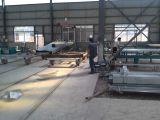 Полый квадрат раздела и прямоугольная пробка структурно стали