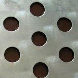 Hoja de Metal perforado