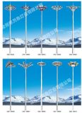 18-45meters de hoge Verlichting van de Mast voor het OpenluchtDok van de Zeehaven van de Luchthaven