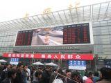 A Todo Color exterior P8 Panel de pantalla LED para publicidad audiovisual.