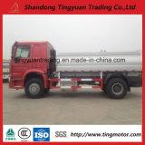 Тележка топливозаправщика 10m3 Китая HOWO 4X2 0il 290HP