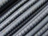 Grande barra d'acciaio deforme B500b di formato 50mm diametro