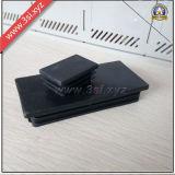 Escritorio plástico rectangular enchufes internas y tapas (YZF-H144)