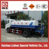 Dongfeng 물 탱크 트럭 10ton 거리는 뿌린다