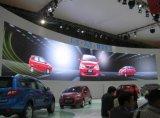 Exhibición de LED a todo color de interior vendedora caliente de P3 SMD