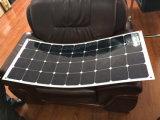 flexibler Sonnenkollektor 100W für Bewegungshaus