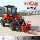 Er12 Everun mini tracteur avec chargement frontal pour la vente