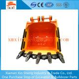 Cubeta/garra da máquina escavadora do fornecedor de China para o Jcb de KOMATSU Hitachi Kobelco Kato Hyundai Deawoo da lagarta