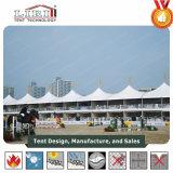 10X20m 박람회와 전람을%s 옥외 백색 지붕 고산 천막