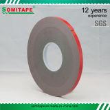 Ruban adhésif acrylique gris de Sh362 Vhb pour la fixation de la publicité extérieure